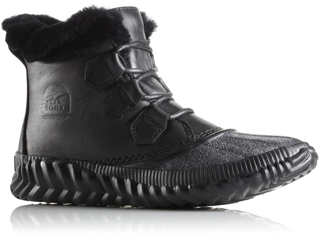 Sorel Out N About Plus Lux Saappaat Naiset, black